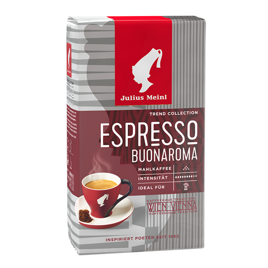 Picture of Julius Meinl Espresso Buonaroma Ground Coffee 250g