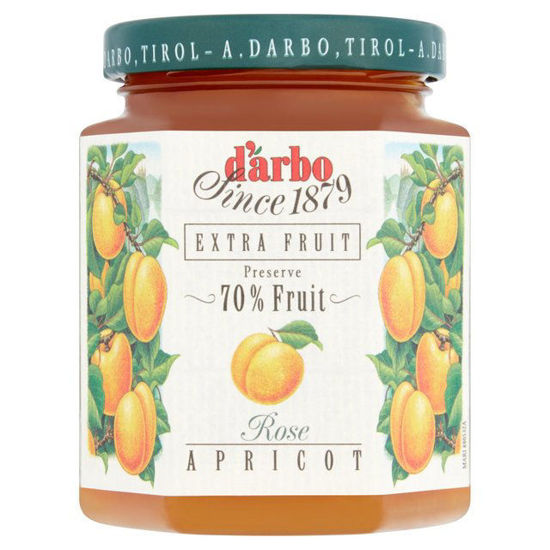 Picture of D'Arbo Marille: Apricot Preserve 70% Fruit 200g