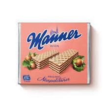 Picture of Manner Schnitten Neapolitan Wafers - Original (pack of 1)