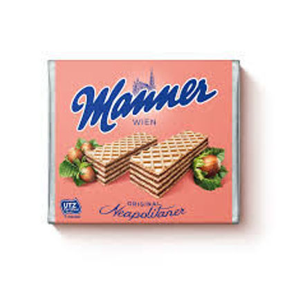 Picture of Manner Schnitten Neapolitan Wafers - Original (pack of 1)
