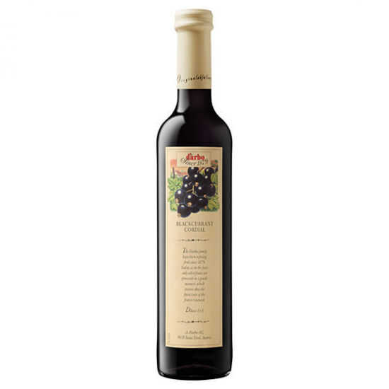 Picture of D'Arbo Blackcurrant Cordial