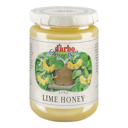 Picture of D'Arbo Lindenhonig - Lime Honey 500g