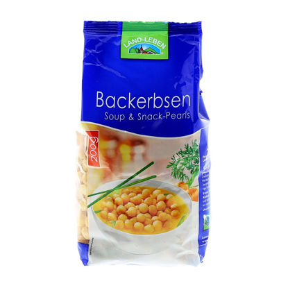Backerbsen UK