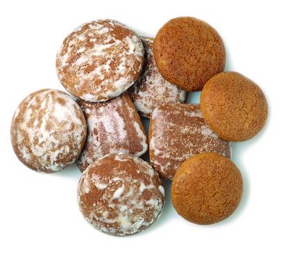 Picture of Real Salzburger Lebkuchen - 3 Variety Mix Lebkuchen