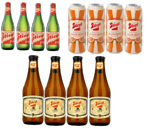 Picture of Stiegl Beer Gift Selection Box