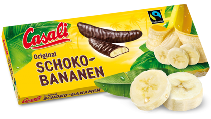 Casali Schoko-bananen UK