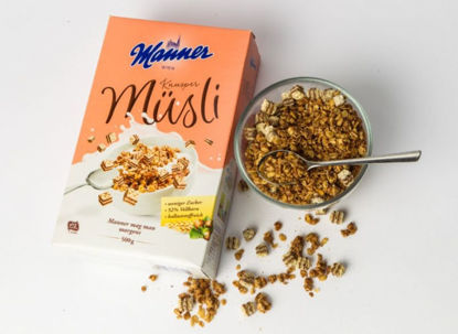 Manner Müsli UK
