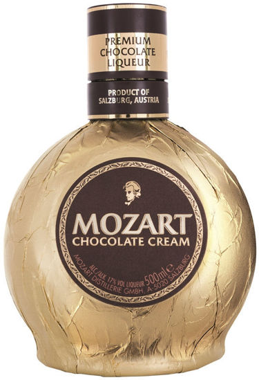 Mozart Cream Liqueur UK