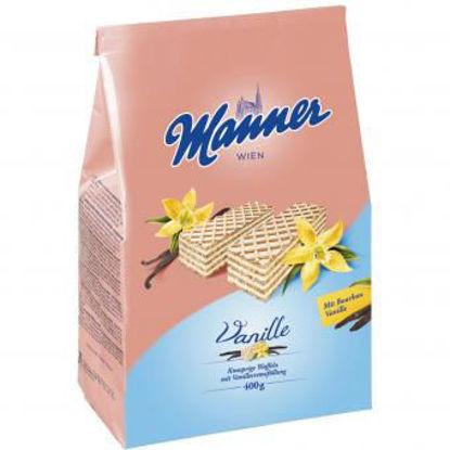 Picture of Manner Schnitten Vanille 400g