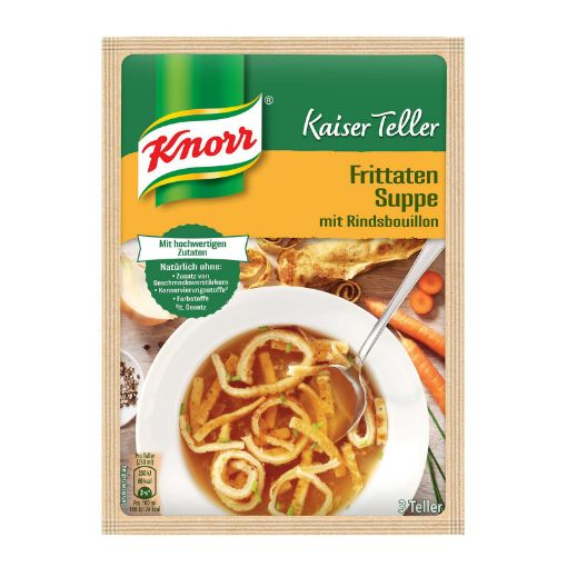 Knorr Kaiserteller Frittatensuppe - Frittaten suppe UK