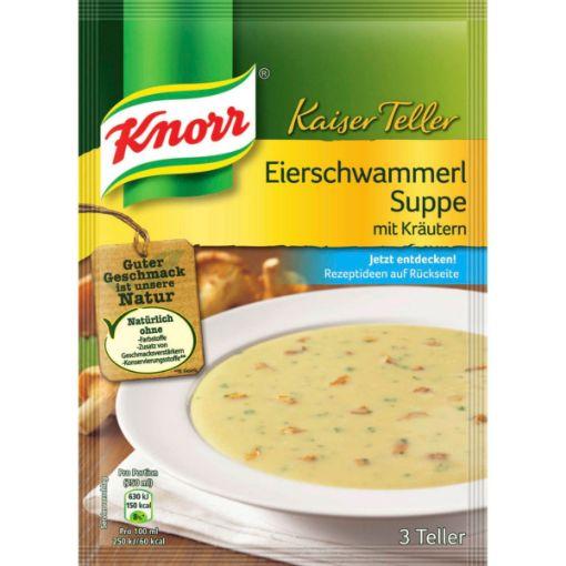 Knorr Eierschwammerlsuppe Eier Schwammerl UK