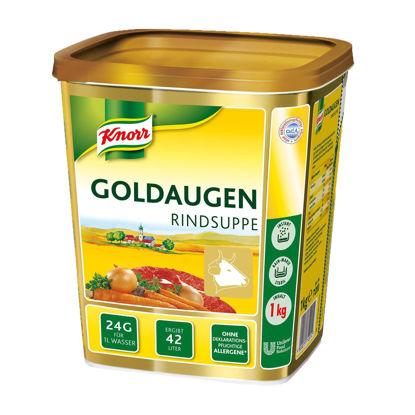 Knorr Goldaugen Rindsuppe - Austrian beef soup stock UK